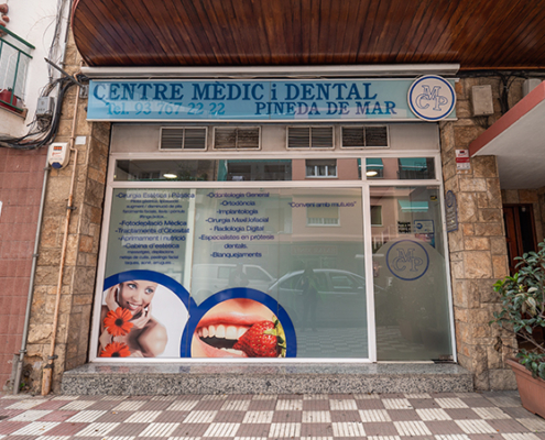 Centre medic i dental pineda