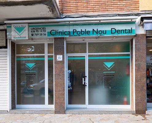 Clínica dental poblenou